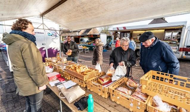 Weekmarkt Hagestein