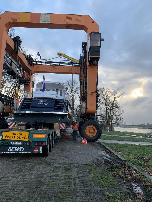 Foto: Elling Shipbuilding BV © Bommelerwaard