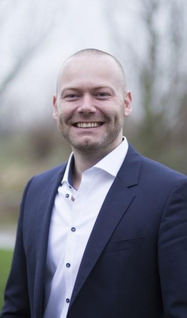 • De nieuwe VVD-fractievoorzitter Pascal Zuijderwijk.