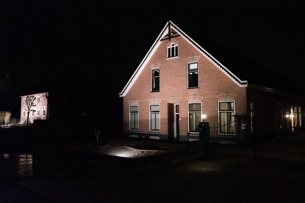 1e verlichte proeverijenroute in de Vijfheerenlanden Foto: Nico Van Ganzewinkel © Alblasserwaard