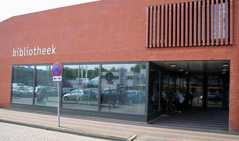 • De bibliotheek van Alblasserdam.