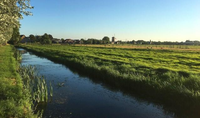 • Het gebied ten westen van de Zevenhovenstraat.