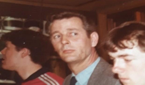 • Cor Muylwijk op een foto ongeveer dertig tot veertig jaar geleden.