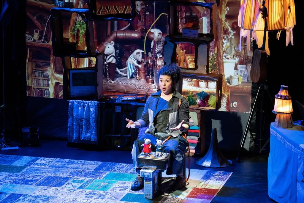 Het Muizenhuis in Theater Vianen Foto: Nico Van Ganzewinkel © Vianen