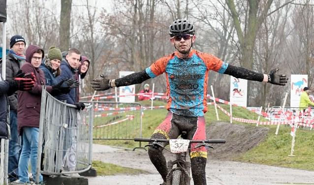 • Drievoudig winnaar Jesse Bikker uit Hoogblokland.