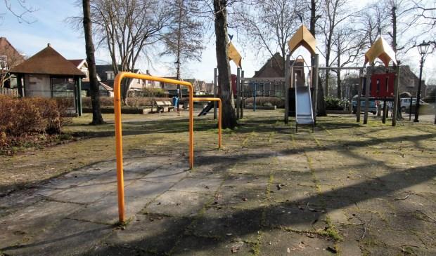 • Speeltuin aan de Tuinstraat in Krimpen aan den IJssel.