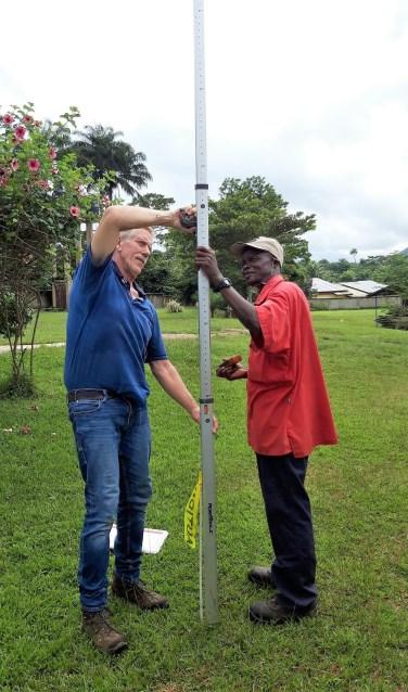 • Arjo is samen met een lokale aannemer bezig aan de voorbereidingen.