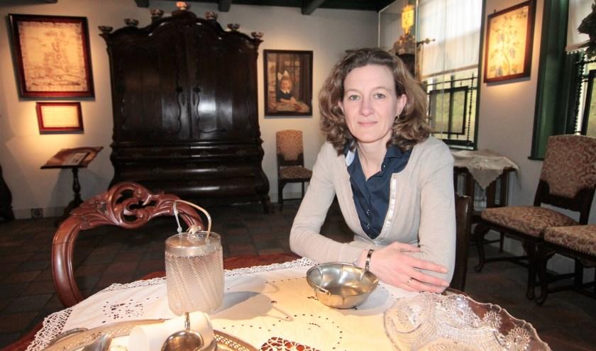 • Kom de Vries, de kersverse directeur van het Streekmuseum.