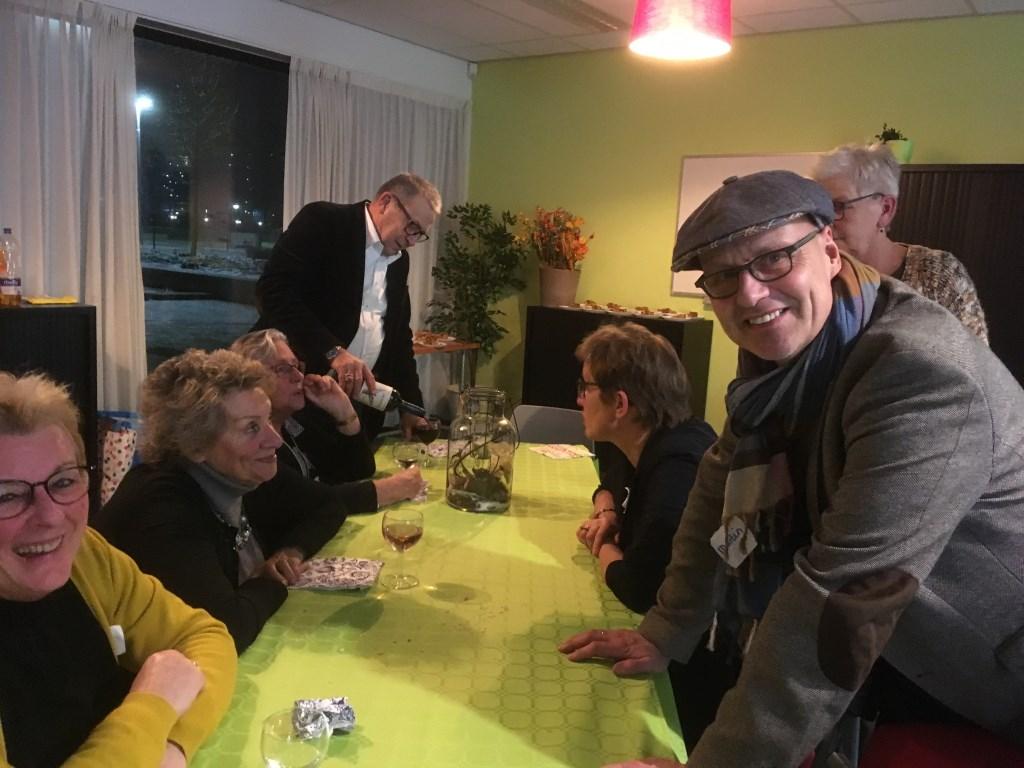 • Martin Hendericks kan er donderdag voor het eerst weer bij zijn.  Foto: Astrid Pel  © Vianen