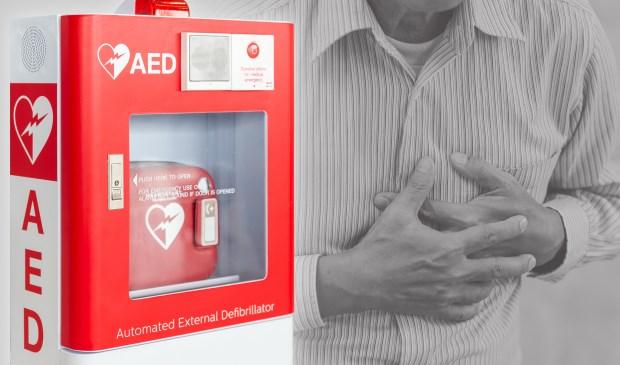 • Met een AED kunnen omstanders eerste hulp verlenen bij een hartstilstand.