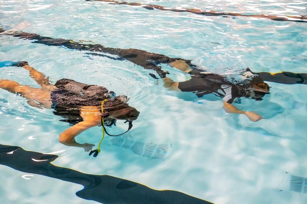 Open Dag Zwembad Helsdingen Vianen Foto: Nico Van Ganzewinkel © Vianen