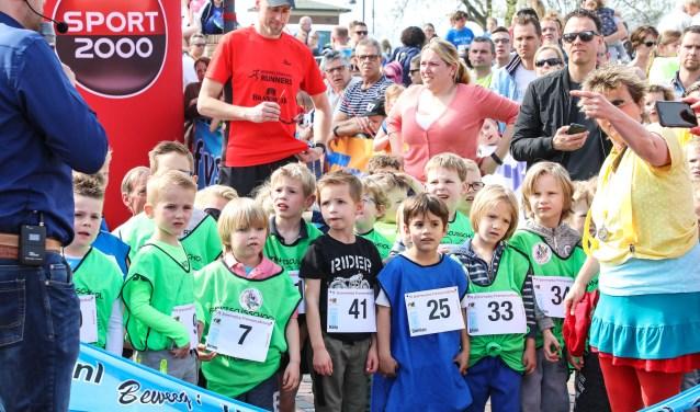 • Kinderen staan centraal bij de Promenadeloop.