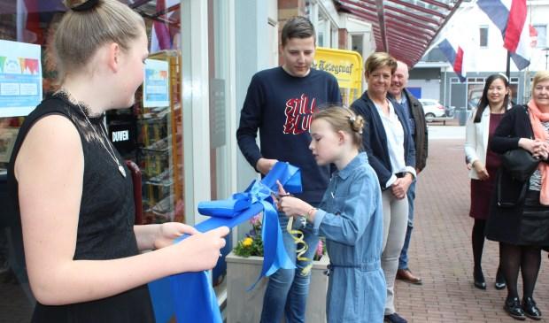 • Opening van de nieuwe boekhandel in Lekkerkerk: SaNorMa.