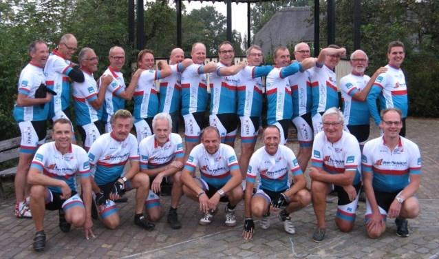 • Eerder zette Altena Tour Fietsers zich ook in voor goede doelen.
