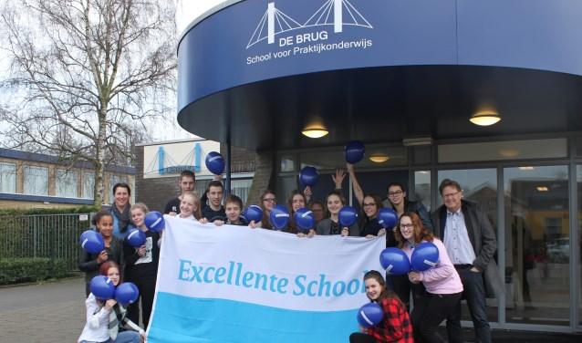 • De Brug kreeg in januari 2018 het predicaat 'excellente school'.