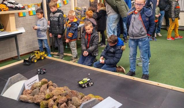 Legofreaks feest in Maranata Leerdam