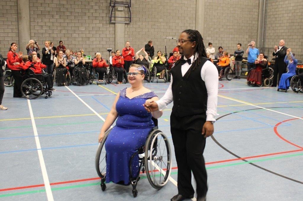 • Nancy Miguel-van Duin en Dexter Miguel uit Nieuw-Lekkerland.  © Klaroen