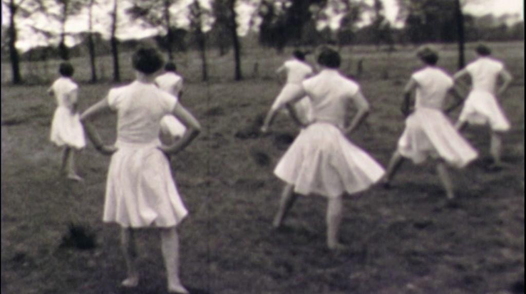 • Uit de film over Bredevoort 1957. Foto: aangeleverd © Bommelerwaard