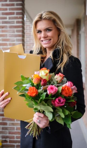 • Nicolette van Dam is ambassadeur van de Postcode Loterij.