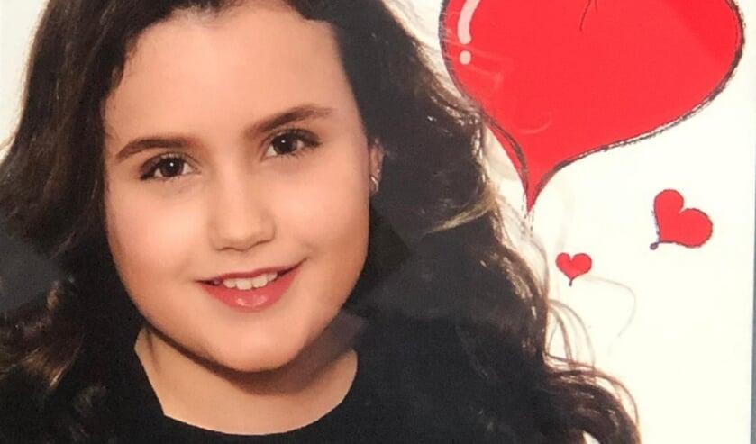 • Denise van Boxtel op de cover van haar nieuwe single.