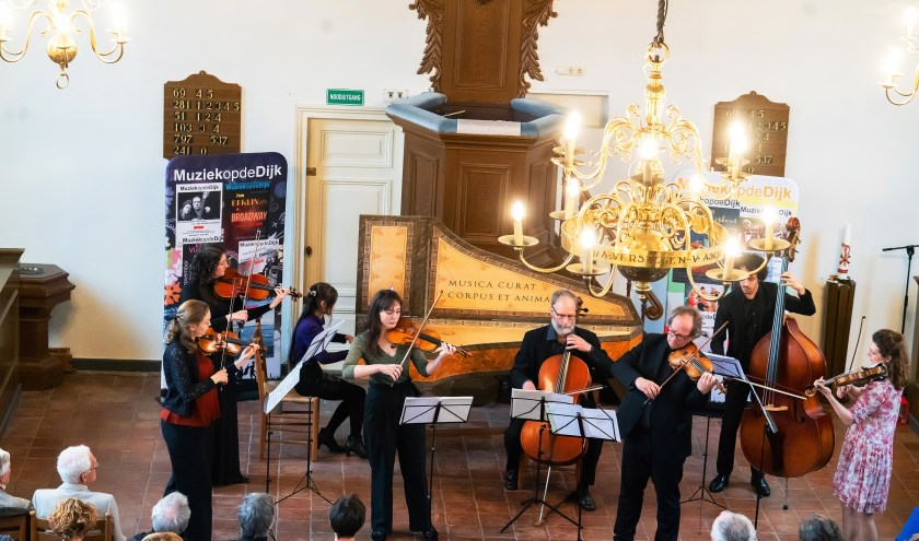 Cugnon Consort in Muziek op de Dijk