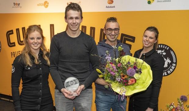 • Het team van Gebr. W. en G. van den Heuvel uit Molenaarsgraaf.