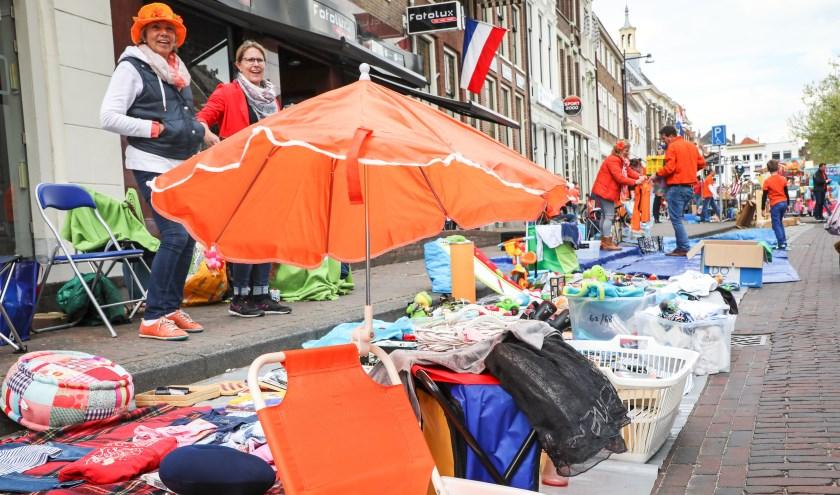 Koningsdag 2018 Zaltbommel