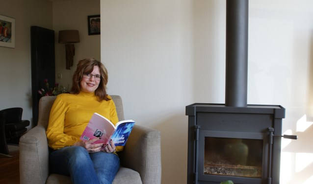 Anja wil met Krijsende Nachtegaal de ogen van lezers openen.
