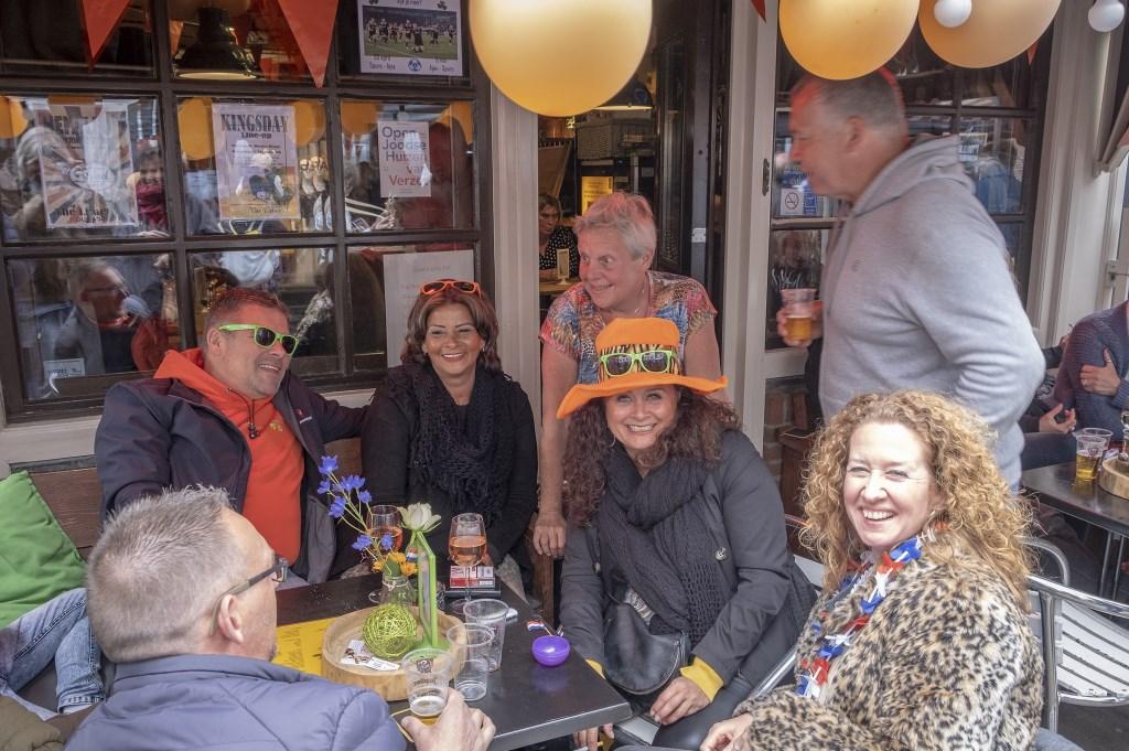 Koningsdag Schoonhoven. Foto: John Wijntjes © Krimpenerwaard