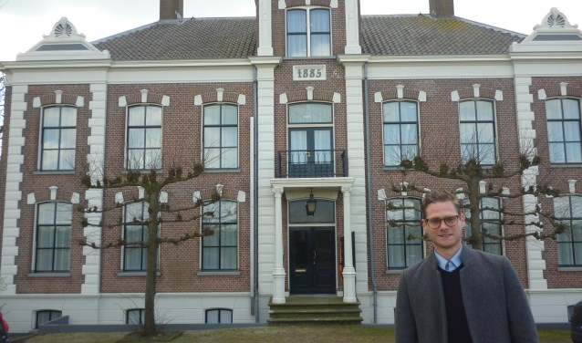 • Niels van Rekom voor Leckstaete.