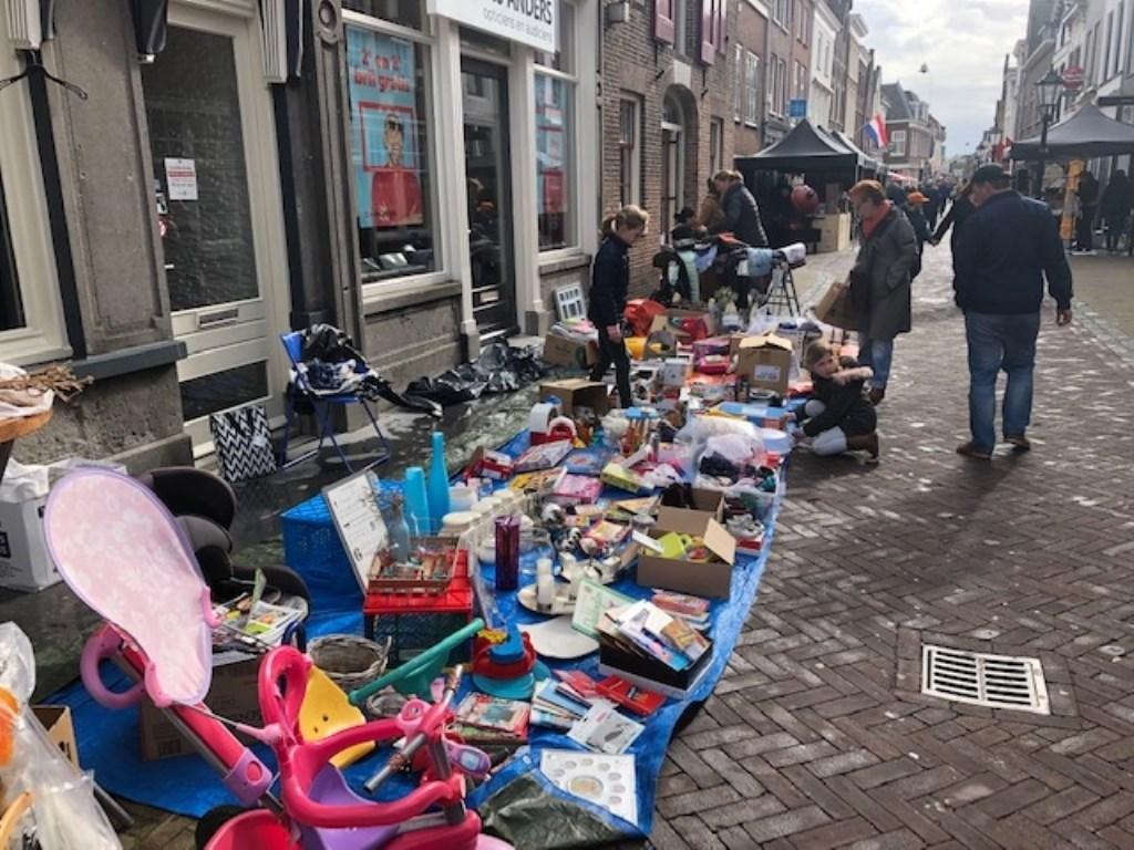 • Koningsdag Schoonhoven.  © Krimpenerwaard
