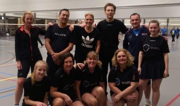 • Het team van Phoenix'17 dat aan het Klein Java Toernooi meedeed.