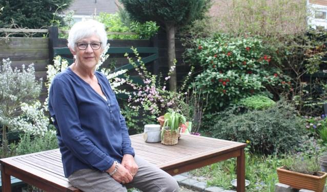 • Lotty Steenhuizen heeft het werk acht jaar gedaan.