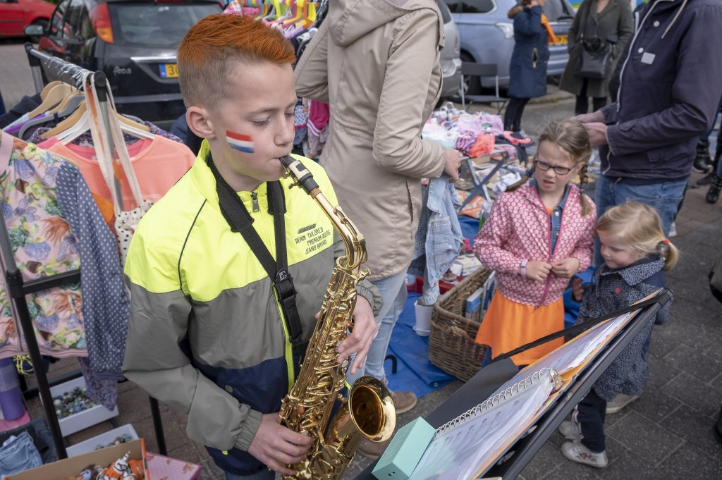 • Koningsdag Krimpen aan den IJssel. Foto: John Wijntjes © Krimpenerwaard