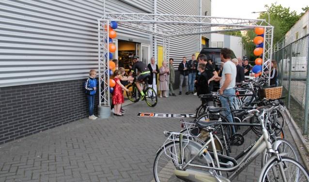 • Obisk opende vrijdag de deuren aan Hoogjens 24.
