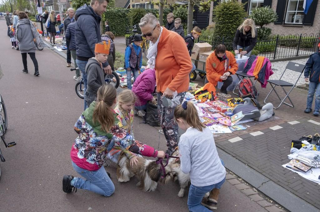 • Koningsdag Ouderkerk a/d IJssel.  © Krimpenerwaard