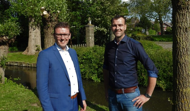 • Marco Oosterwijk en Frank Druijf zijn toegetreden tot het bestuur van de Historischr Kring Krimpen.
