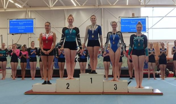 • Emma werd tweede in Amersfoort.