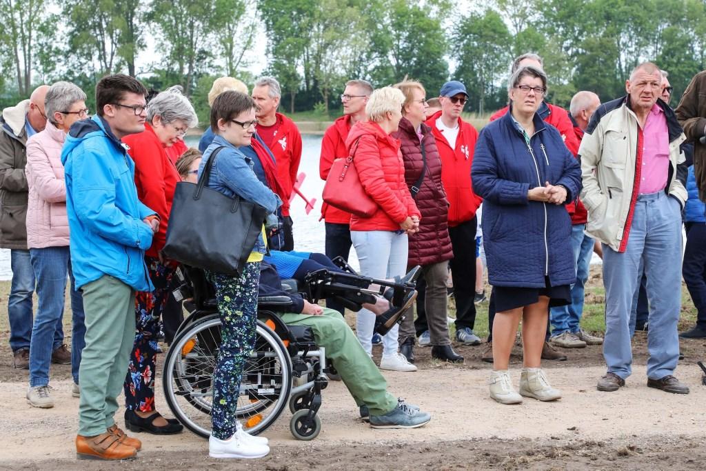 Feestelijke opening Tijningenplas Foto: Lya Cattel © Bommelerwaard