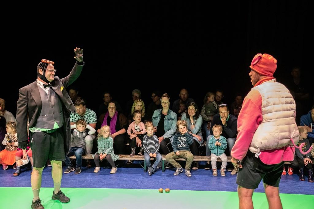 Mijnheer Monster in Theater Vianen Foto: Nico Van Ganzewinkel © Vianen