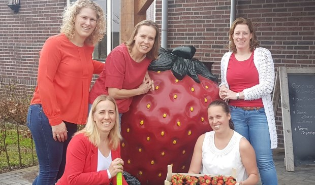• Het toernooi heet voortaan: Landwinkel de Overscharen Aardbeientoernooi 17+.