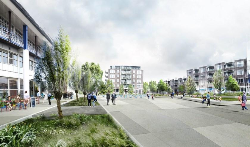 • De raad stelde geld beschikbaar voor de herinrichting van het plein, ook de oversteek van de Meent wordt nu bij het plan betrokken