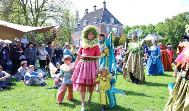 Tuinbeurs Groei & Bloei bij kasteel Ophemert