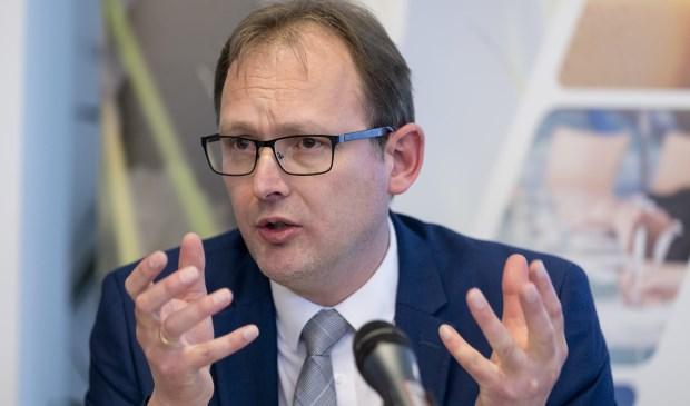 • Bert-Jan Ruissen, lijsttrekker namens de SGP.
