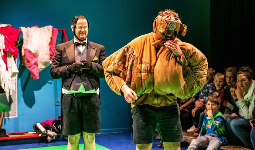 Mijnheer Monster in Theater Vianen