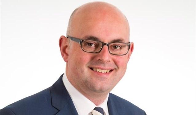 • Burgemeester Martijn Vroom.