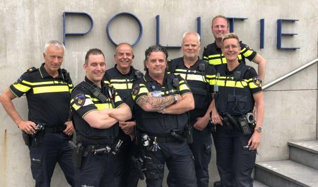 • De wijkagenten van Molenlanden.
