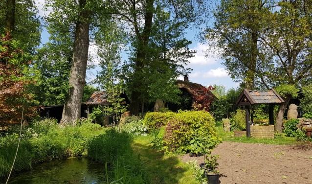 Open dagen in het Duyls Bos in Almkerk.