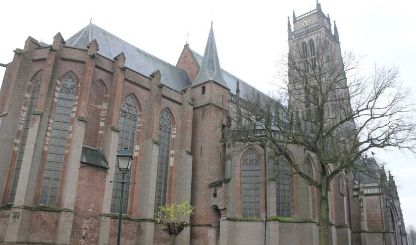 • De Sint-Maartenskerk in Zaltbommel.
