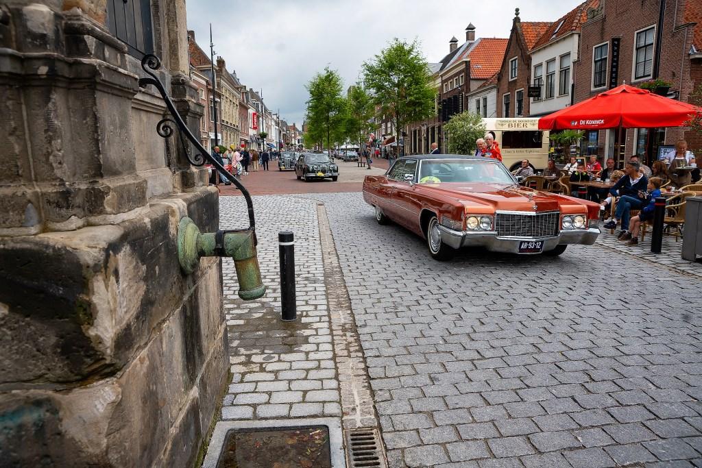 Oldtimerdag Vianen 2019 Foto: Nico Van Ganzewinkel © Vianen